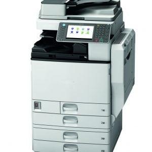 Lanier MPC3502 colour multifunction