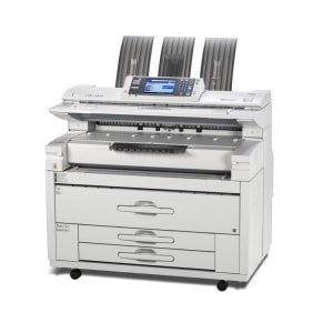 Ricoh MPW7140 wide format printer