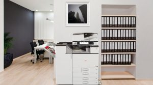 colour multifunction office printer perth