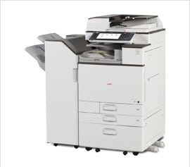 Ricoh MP6054SP Mono Multifunction Printer (West Coast Office Equipment, Perth)