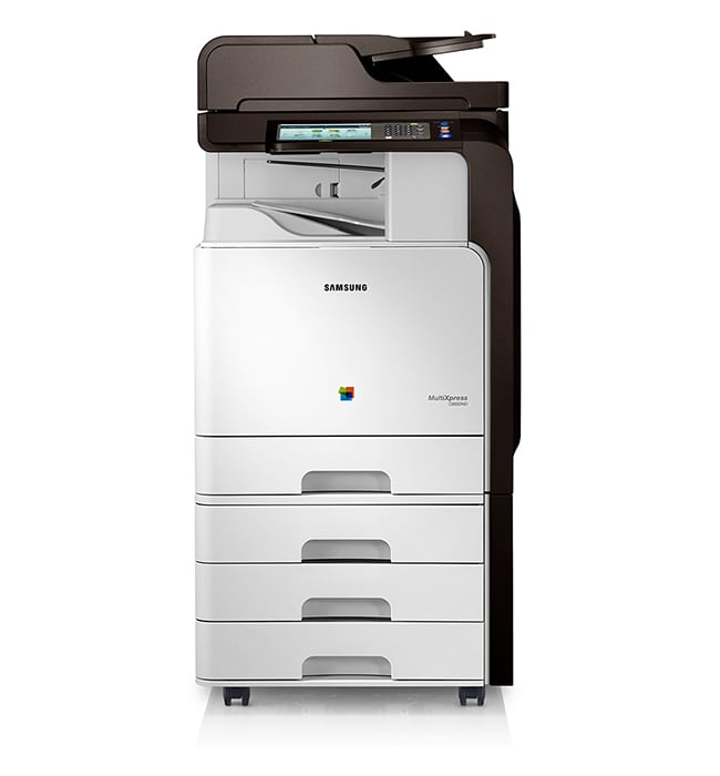 Samsung CLX8640 Office A4 Colour Multifunction Office Printer