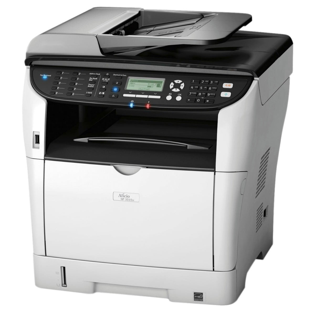 Ricoh SP3510SF Mono Multifunction Printer (Perth)