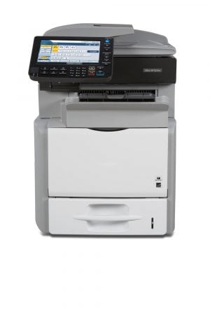 SP 5200S Black and White Laser Multifunction Printer