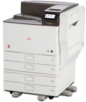 Ricoh SP8300DN Desktop A3 Mono Printer