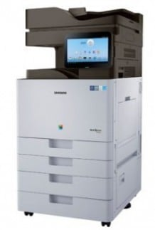 Samsung SLX4300LX Colour multifunction office printer perth