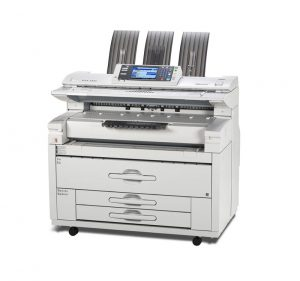 Ricoh MPW7140 wide format printer