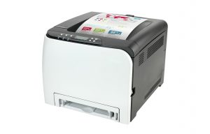 RIcoh SP C252DN Color Laser Printer (Perth)