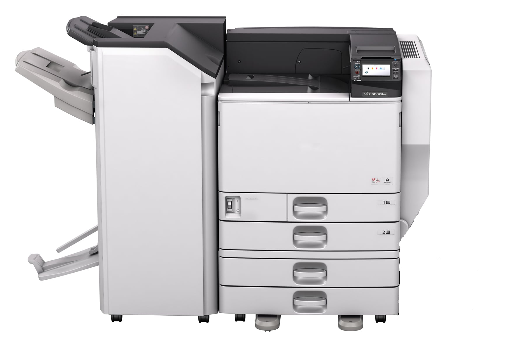 Ricoh SPC830DN A3 wide format colour laser printer