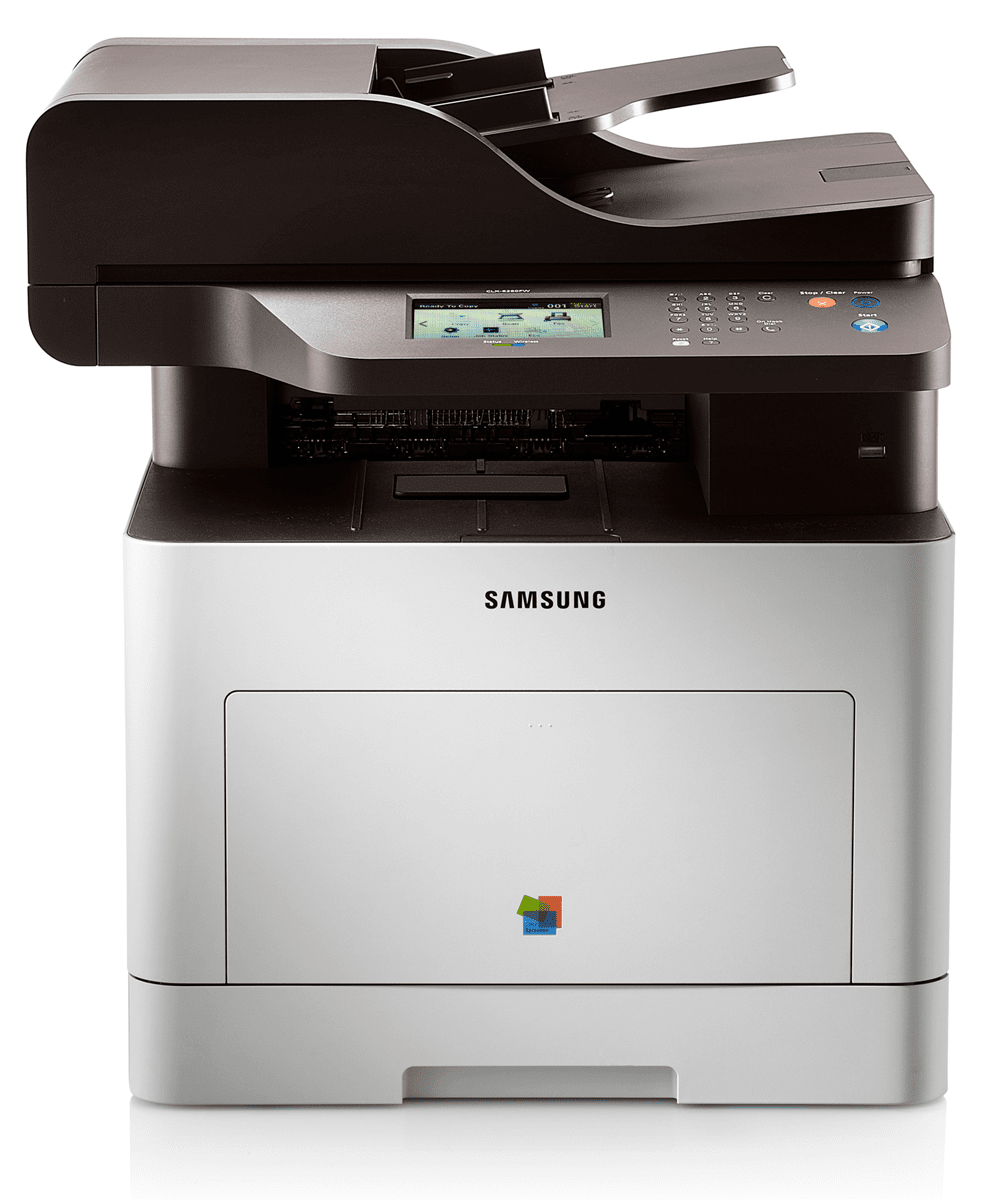 Samsung CLX6260FW Desktop Colour Multifunction Office Printer