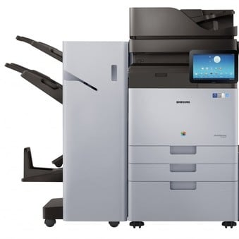 samsung X7600 colour multifunction office printer
