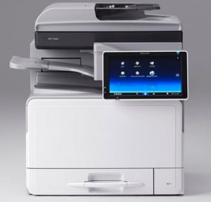 Ricoh MPC306 colour desktop multifunction