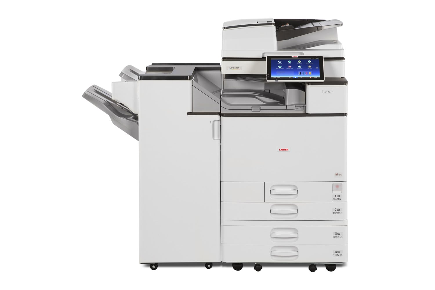Ricoh MPC6004 colour multifunction printer