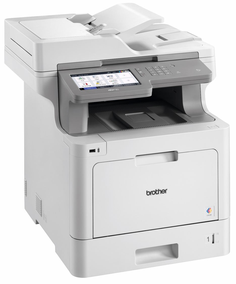 Brother colour desktop multifunction office printer MFCL9570CDW