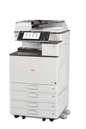 Lanier MPC2003 colour multifunction office printer