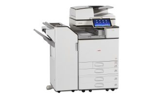 Ricoh MPC4504 colour multifunction office printer