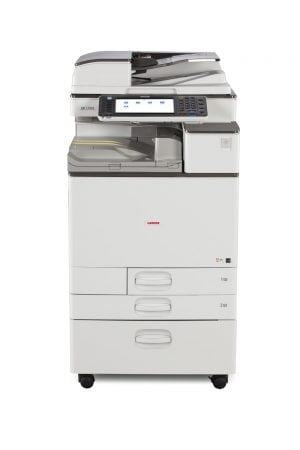 Lanier MPC3003 colour multifunction office printer