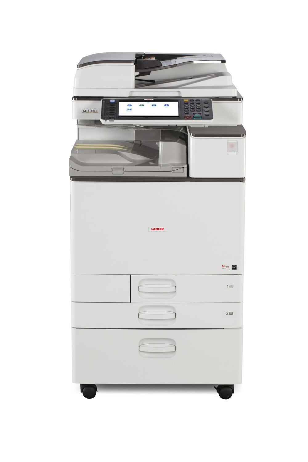 Lanier MPC3003 colour multifunction printer