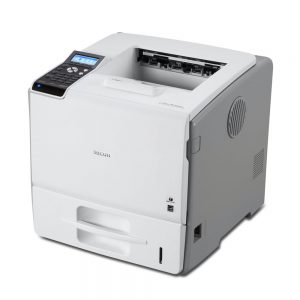 Ricoh SP5300DN desktop mono laser office printer
