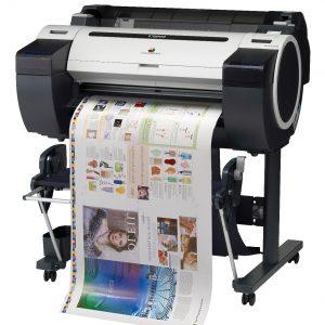 Canon IPF680 A1 plotter